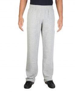 Pantaloni de trening Champion Light Grey - BARBATI - PANTALONI BARBATI