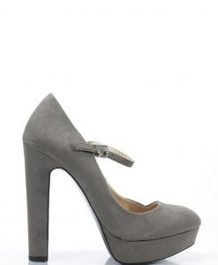 Pantofi Zara Mary Jane - FEMEI - INCALTAMINTE DE DAMA