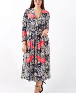 Rochie Other Stories Print - FESTIVAL - FESTIVAL