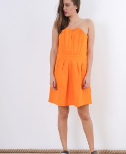 Rochie Reserved Orange - 50% OFF - 50% OFF