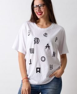 Tricou Cheap Monday Letters - 50% OFF - 50% OFF
