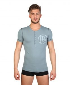 Tricou Datch Home Light Green - BARBATI - LENJERIE BARBATI