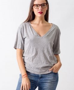 Tricou Weekday Grey - 50% OFF - 50% OFF