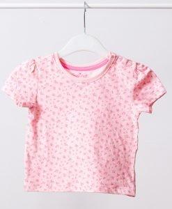 Tricou copii Roz - COPII - FETE