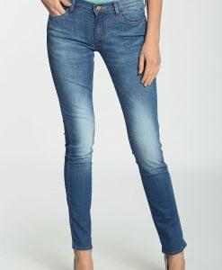 Wrangler - Jeanși Corynn Blue Bang - Îmbrăcăminte - Jeans