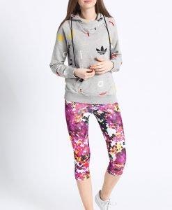 adidas Performance - Colanti Supernova - Îmbrăcăminte - Pantaloni şi leggings